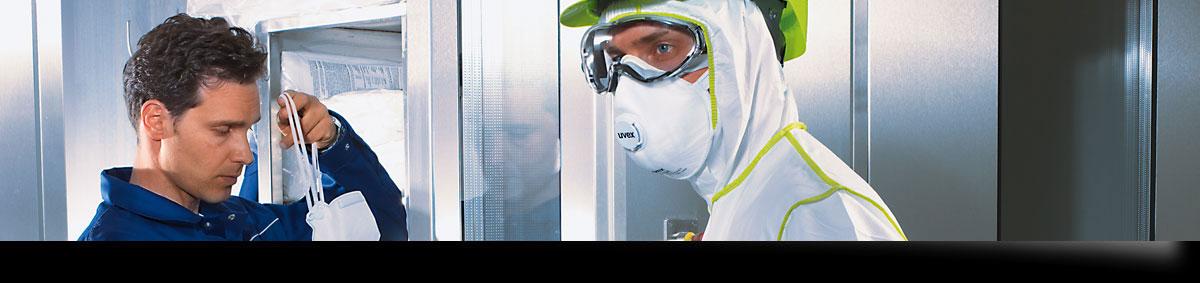 Grundlagen Atemschutz Halbmasken